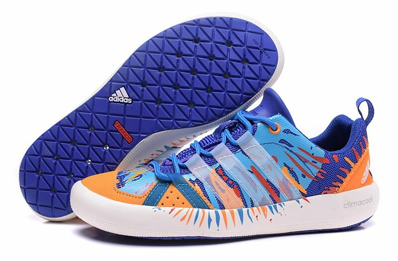 Outdoor ClimaCool Boat Lace Water Chaussures Adidas Climacool Boat Lace D66651 Chaussures Tennis de pont Adidas Climacool Boat Lace Chaussures