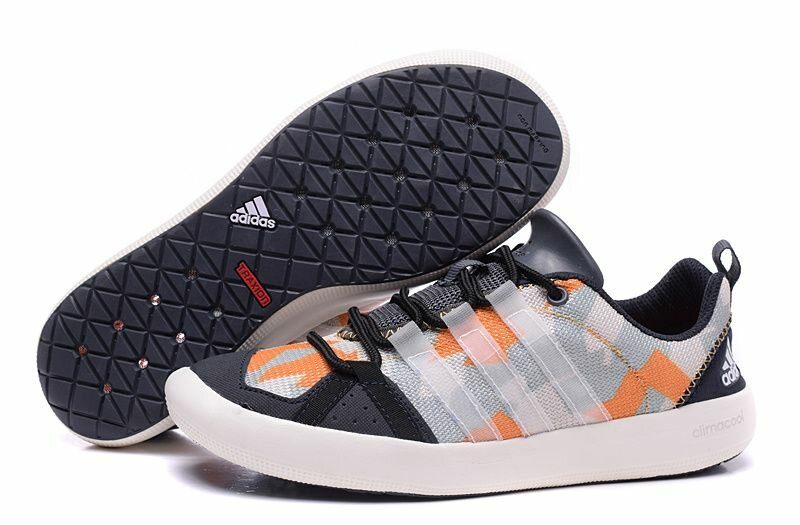 Outdoor ClimaCool Boat Lace Water Chaussures Blau Gr n Adidas Climacool Boat Lace Herren DaHomme Chaussures