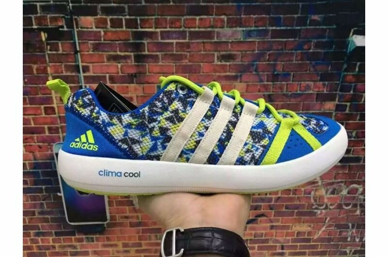Outdoor ClimaCool Boat Lace Water Chaussures adidas Outdoor Climacool Boat Lace Mustang Chaussures